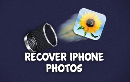 recover iphone photos